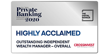 Outstanding Independent Wealth Manager - The Digital Banker