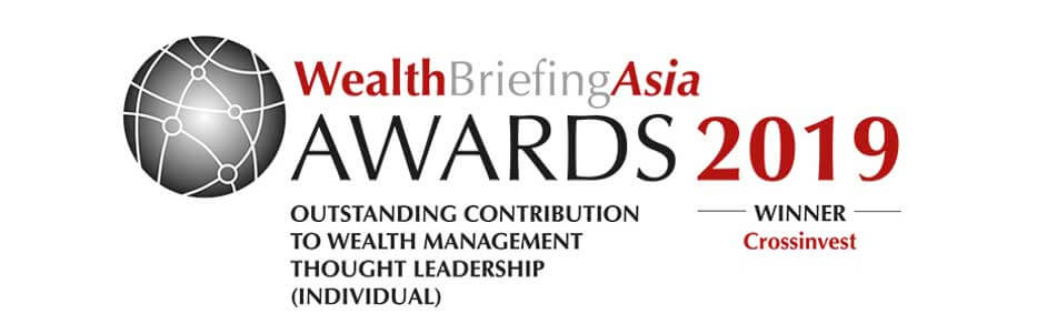 Outstanding Contribution to Wealth Management Thought Leadership - Wealth Briefing Asia